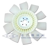 KOMATSU PC120-6 COOLING FAN