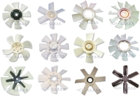 Engine fan & Radiator cooling fan for truck, excavator, forklift, generator use