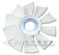 CAT320D 引擎風扇