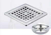 9x9 Automatic Anti-Odor/Mosquito Floor Drain