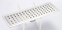 御品师 10x30 防臭、防蚊水门型方形孔集水槽 (附水门、拦截片)