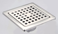 9x9 Floor Drain W/Flood Guard