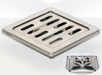 9x9 Traditional Floor Drain