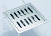御品师14X14 防蟑防臭水门型不锈钢欧式地板 (长条孔)