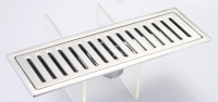 御品師 10x30 防臭、防蚊水門型長條形孔集水槽 (附水門、攔截片)