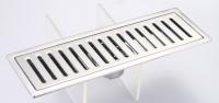 御品师 10x30 防臭、防蚊水门型长条形孔集水槽 (附水门、拦截片)