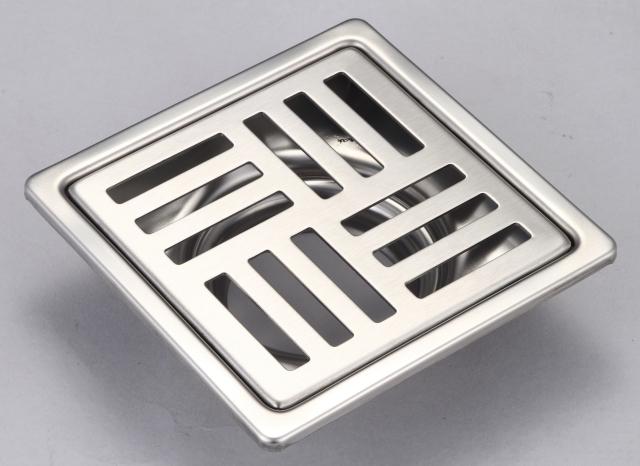 御品師 10x10 三川孔 歐式地板