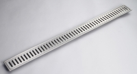御品師 10x120 日式長條孔 集水槽