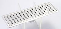 御品师 10x30 防臭、防蚊水门型快速方形孔集水槽 (附水门、拦截片)