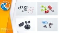 RUBBER & INJECTION-MOLDED PLASTIC COMPONENTS