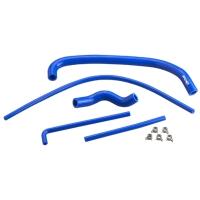 Silicon rubber hoses for radiators
