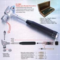 Multipurpose Hammer / Screwdriver / Ceramic Core