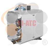 DRUM TYPE TOOL MAGAZINEWITH THREE SERVO MOTORS