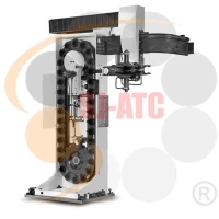 CHAIN TYPE TOOL WITH HYDRAULIC RAIL ROBOTIC ARM