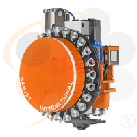Double Servo radial DRUM TYPE TOOL MAGAZINE
