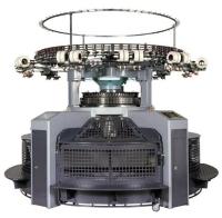 Open Width Rib Interlock Jersey Circular Knitting Machine