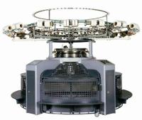 單剖單面圓盤針織機