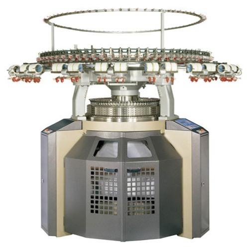 Rib & Rib-Interlock Circular Knitting Machine