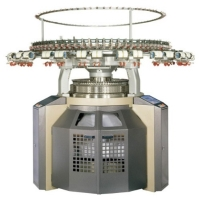 Rib & Rib-Interlock Circular Knitting Machine