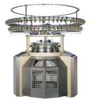 Fleecy Jersey Circular Knitting Machine