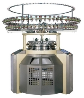 Terry & Velour Jersey Circular Knitting Machine