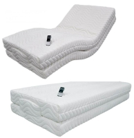 Integrated Style Adjustable Bed-2
