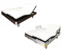 多功能雙人電動床-2