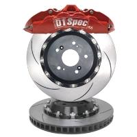 RS Big 8 Pistons Brake Kit System
