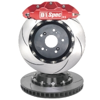 RS M-Mini 4 Pistons Brake Kit System