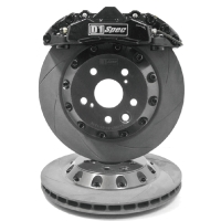Big 6 pistons Brake Kit System