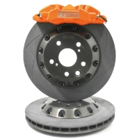 Mini 6 pistons Brake Kit System