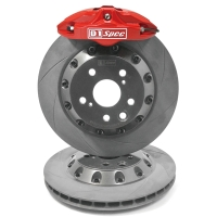 Rear Subtend Brake Kit System
