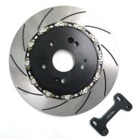 Forged large brake disc