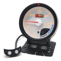 二代高準度賽車錶 白面 60mm