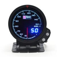三代高準度賽車錶 黑面 60mm 【油溫錶】
