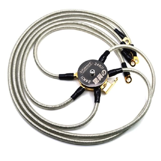 Ground Wire 4AWG