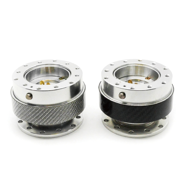 Carbon Fiber Ball Lock Steering Wheel Quick Release