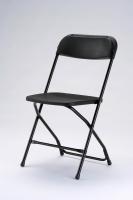塑胶折合椅