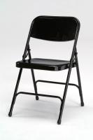 鐵板折合椅