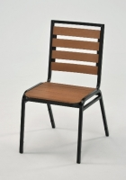 Poly Wood Outdoor Dining Chair
