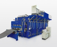 龍門型平板硫化機
