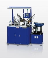 Oil Seal Trimming and Spring Loading Machine