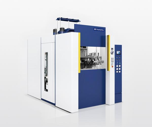 Rubber Compression Molding Machine