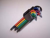 9PCS Magnetic Hex Key Set