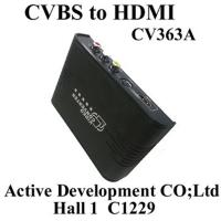 Cens.com 视频转换盒 活力开发股份有限公司