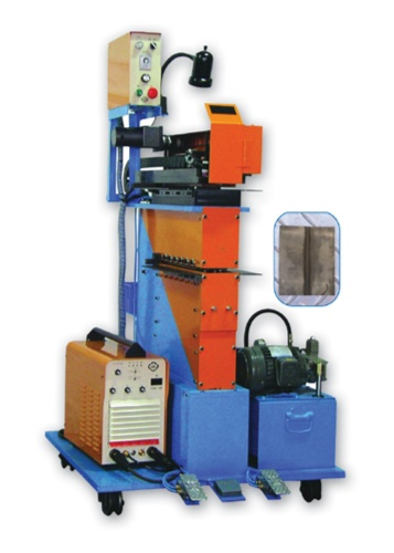 Steel Coil Joint Welding Machine