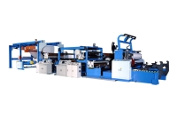 Double-Sided Extrusion Laminating Machine