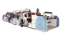 Double-Sided & Two-Layers Co-Extrusion Laminating Machine