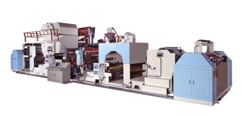 Single-Sided & Sandwich Extrusion Laminating Machine