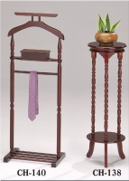 Wooden Valets, Flower/Telephone Stands